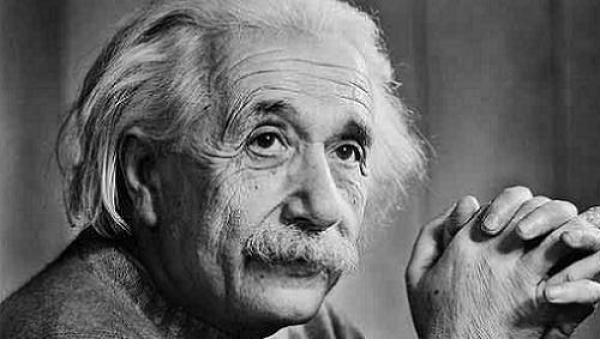 Portret Einstein